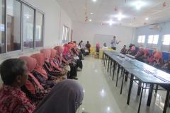 Kunjungan dari Dinsos Provinsi Jawa Barat