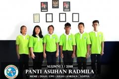 Anak Asuh Alumni I/2018